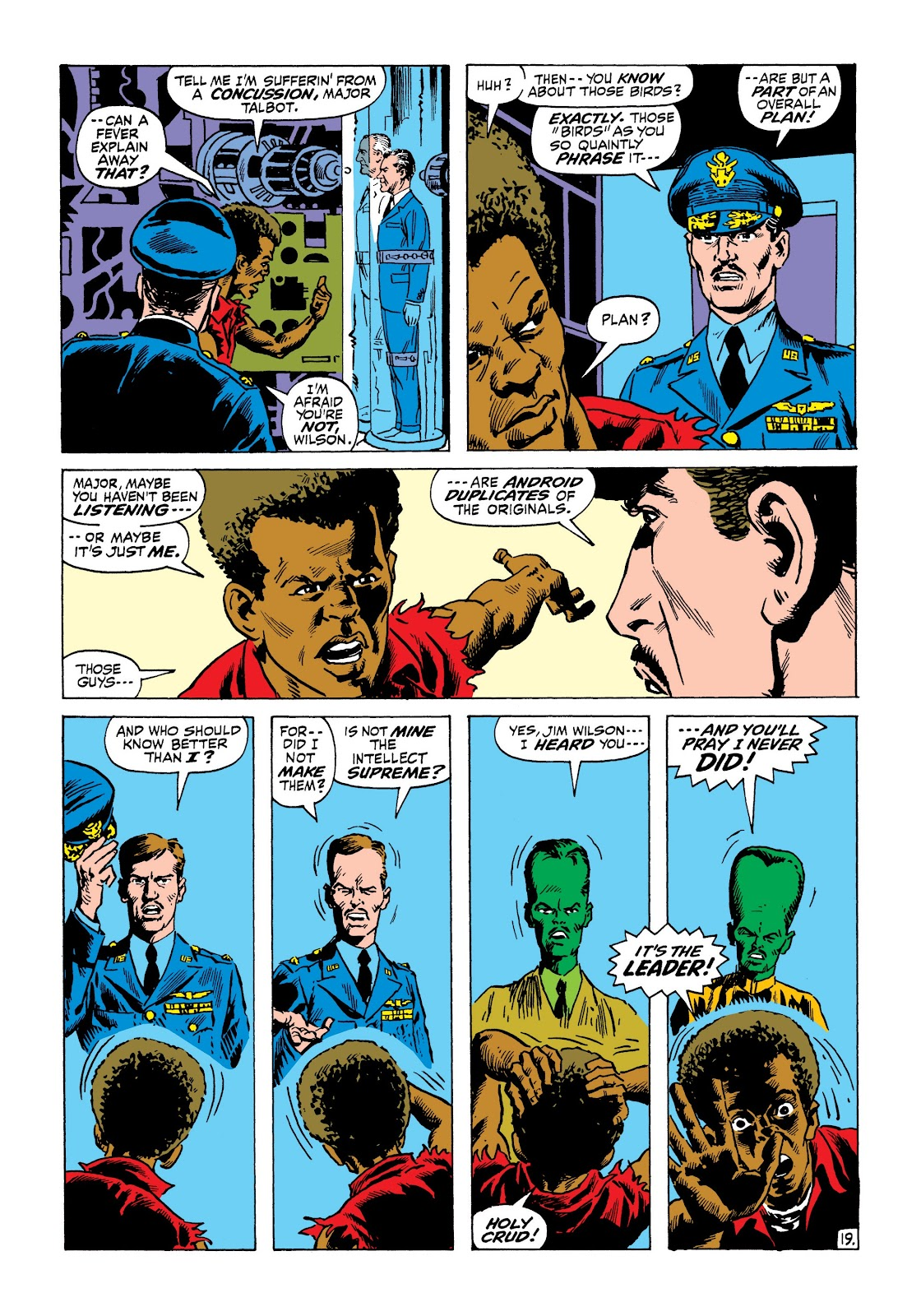 Read online Marvel Masterworks: The Incredible Hulk comic -  Issue # TPB 8 (Part 1) - 60