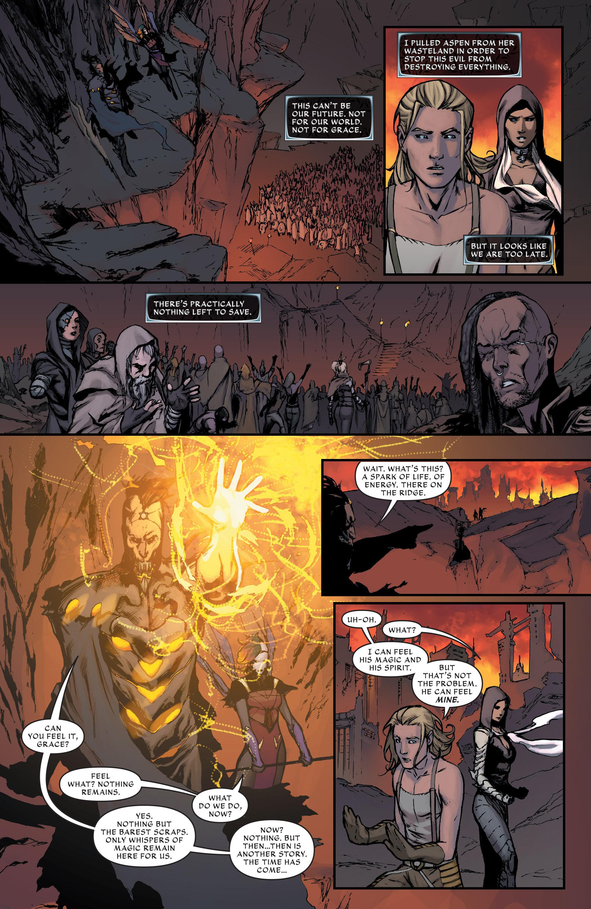 Read online Aspen Universe: Revelations comic -  Issue #2 - 5