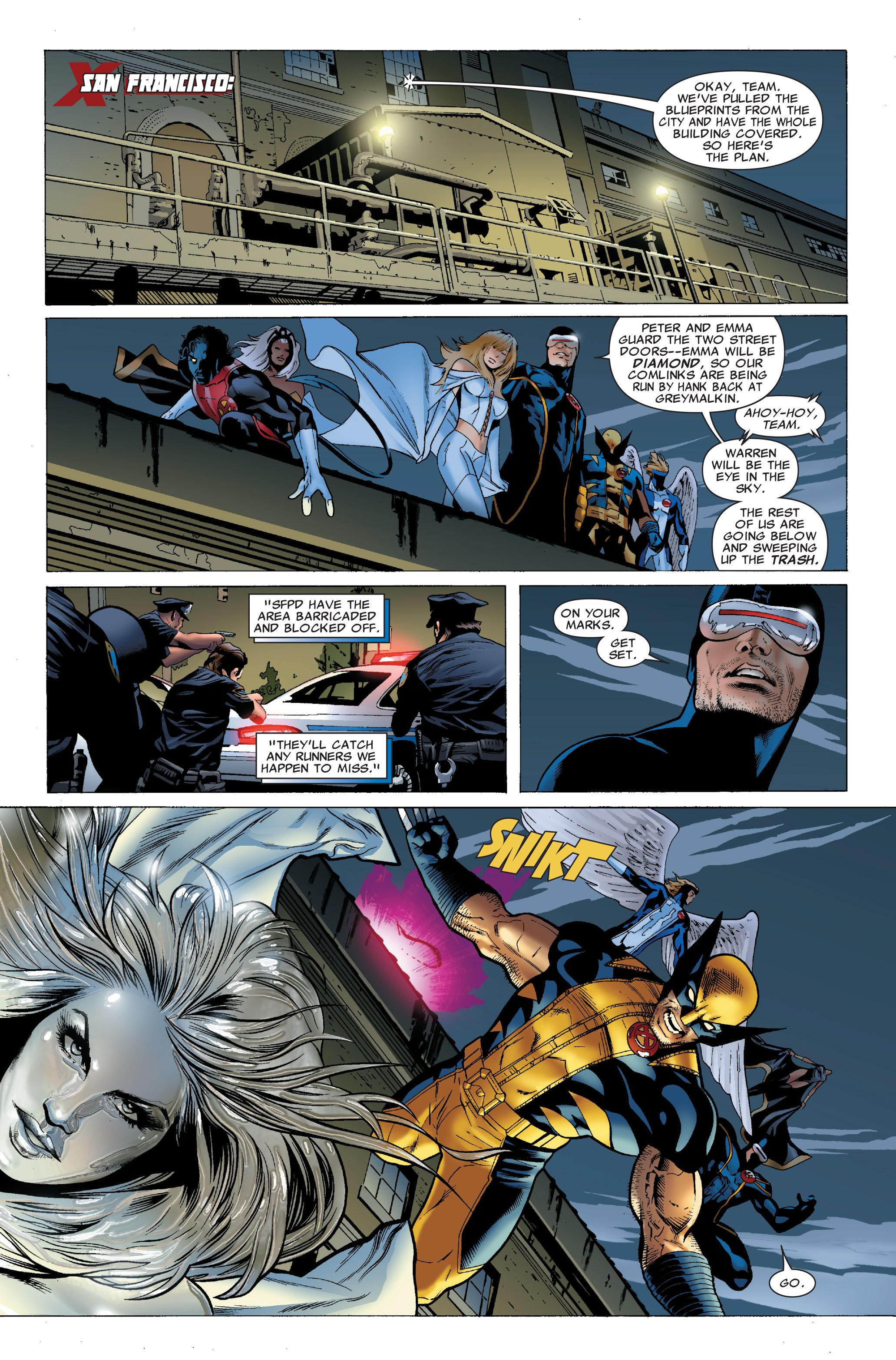 Read online Uncanny X-Men (1963) comic -  Issue #502 - 18