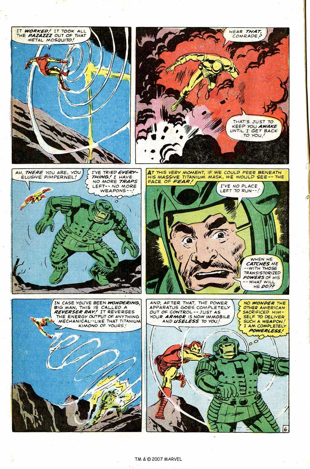 Iron Man Annual issue 1 - Page 10