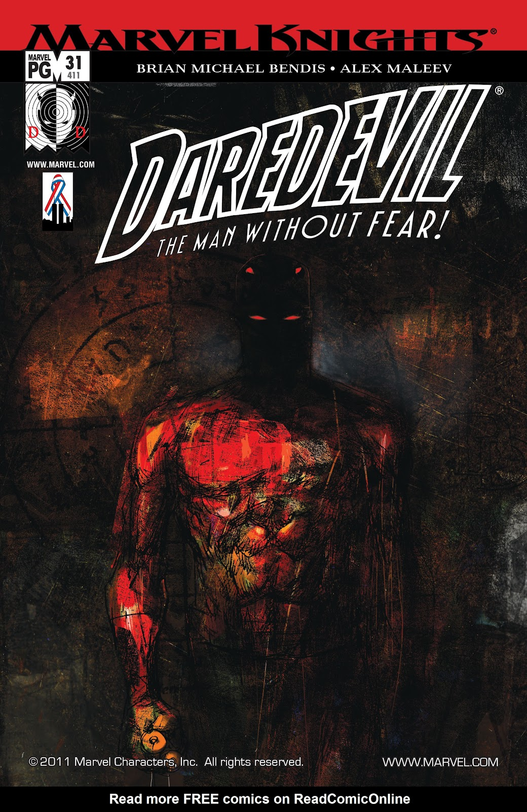 Read online Daredevil (1998) comic -  Issue # _Ultimate_Collection TPB 1 (Part 2) - 92