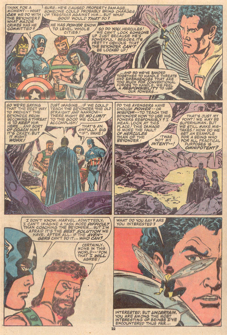 The Avengers (1963) 261 Page 22
