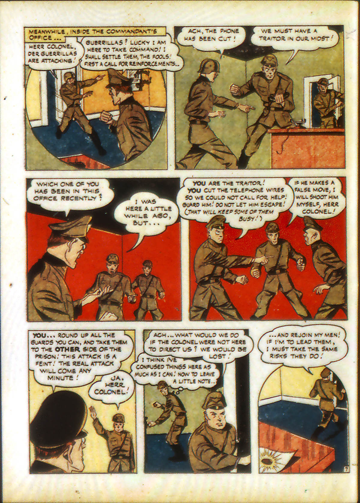 Read online Adventure Comics (1938) comic -  Issue #89 - 56