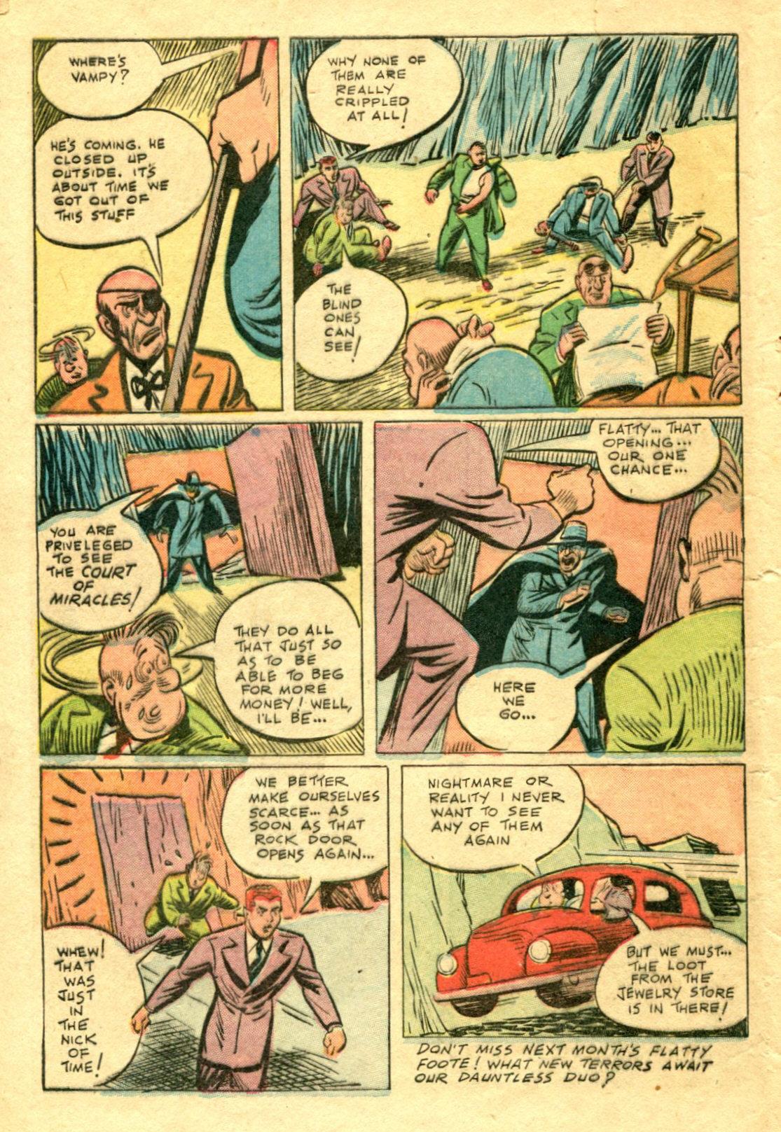 Read online Shadow Comics comic -  Issue #75 - 43