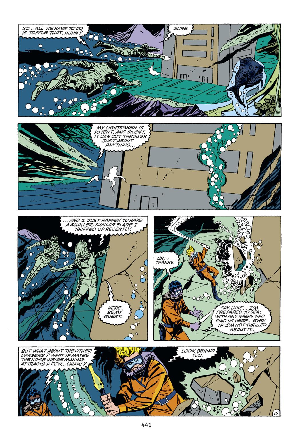 Read online Star Wars Omnibus comic -  Issue # Vol. 21.5 - 167