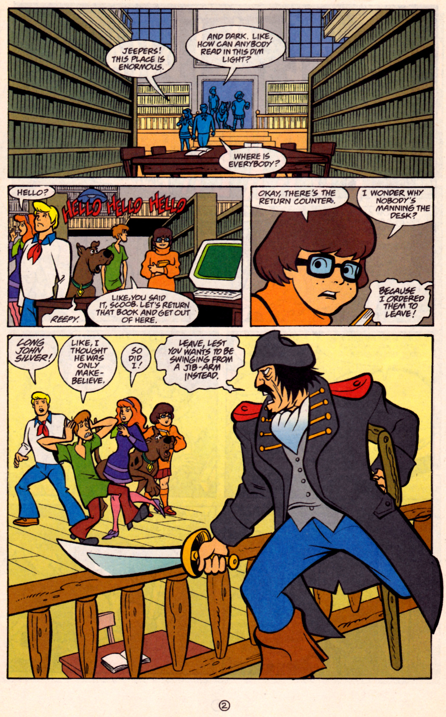 Read online Scooby-Doo (1997) comic -  Issue #32 - 15