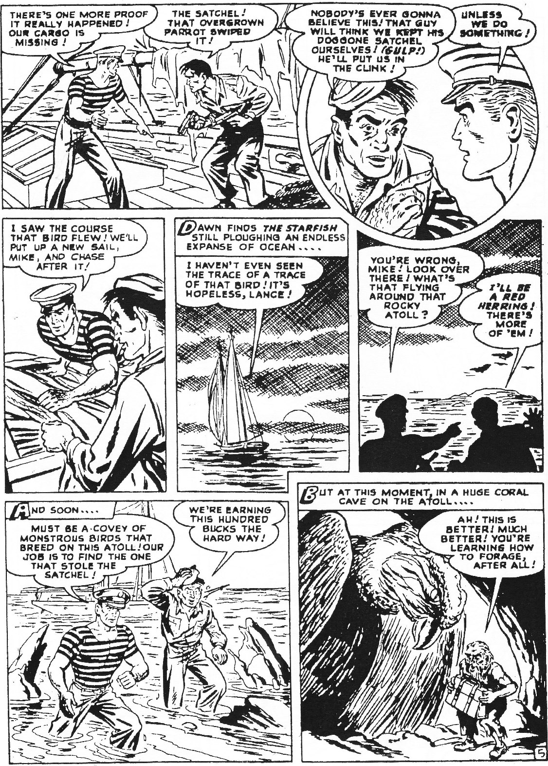 Read online Men of Mystery Comics comic -  Issue #70 - 62
