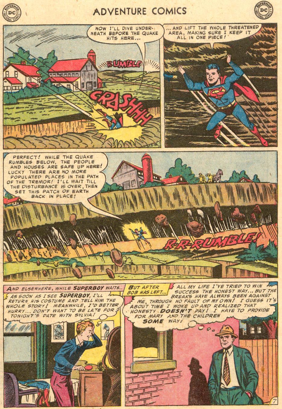 Read online Adventure Comics (1938) comic -  Issue #193 - 9