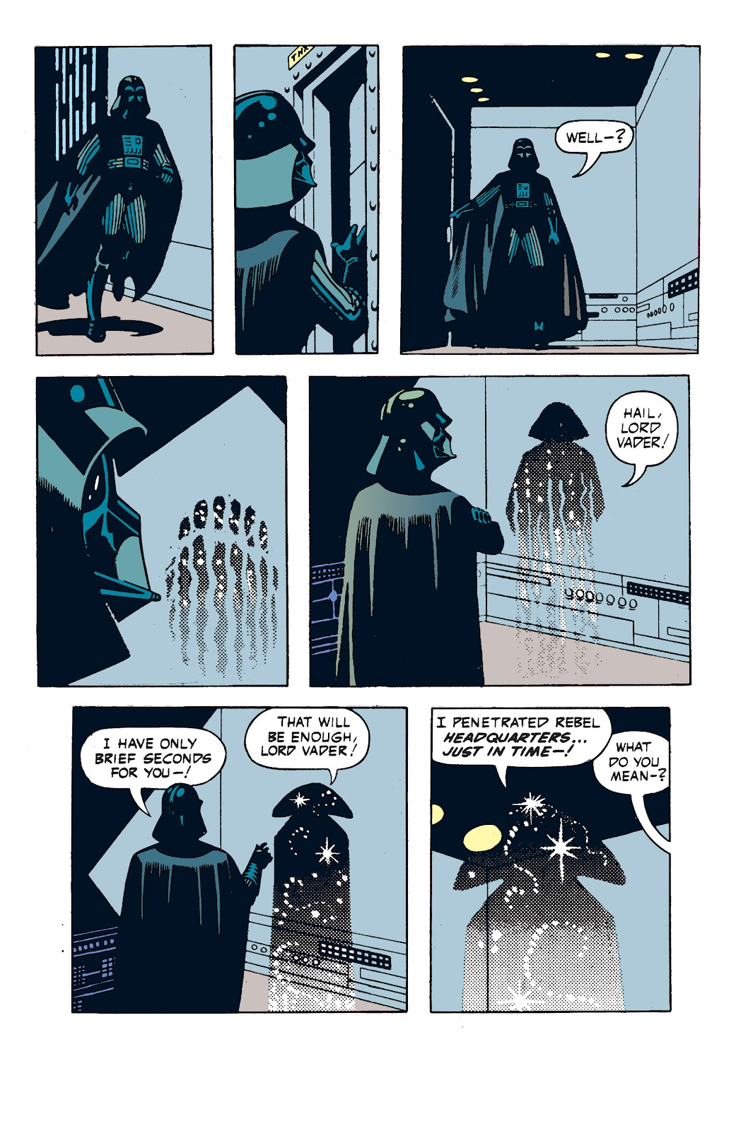 Read online Star Wars Legends: The Newspaper Strips - Epic Collection comic -  Issue # TPB (Part 1) - 40