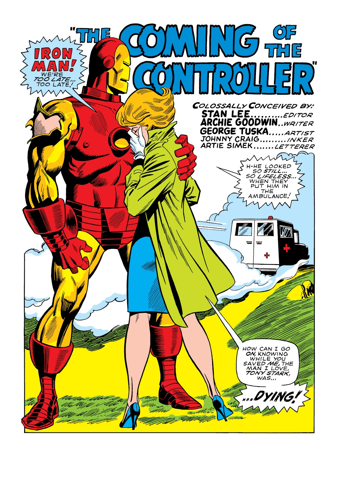 Read online Marvel Masterworks: The Invincible Iron Man comic -  Issue # TPB 5 (Part 3) - 18