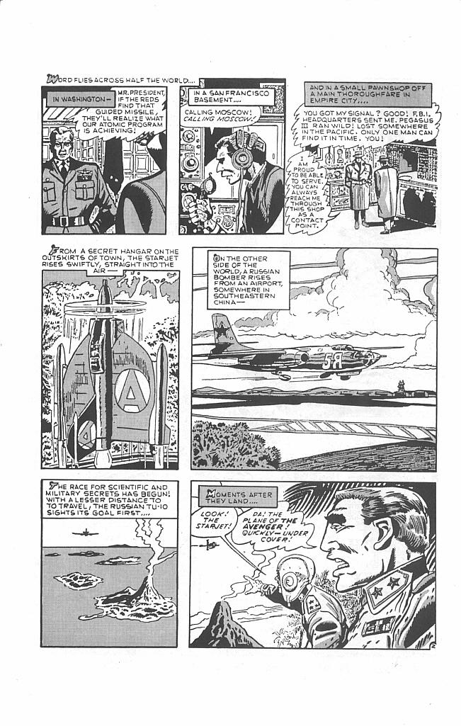 Read online Golden-Age Men of Mystery comic -  Issue #13 - 4