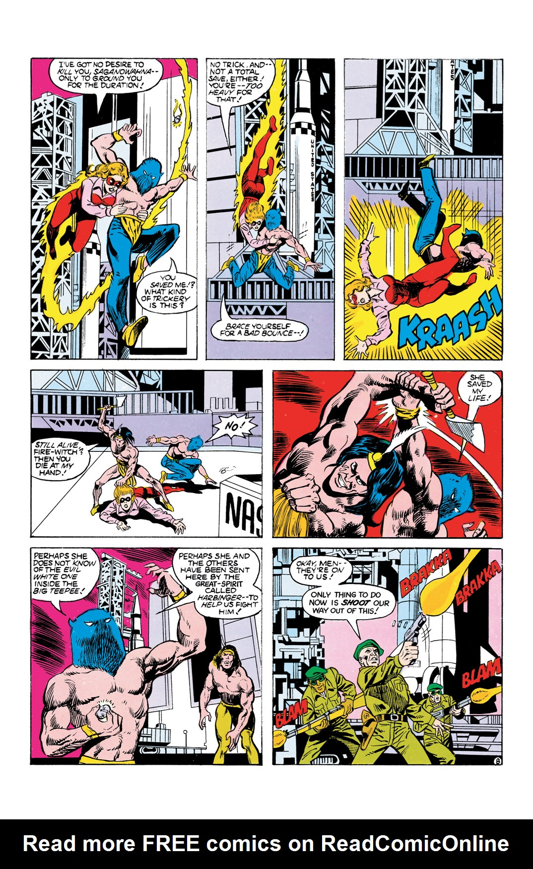 Read online All-Star Squadron comic -  Issue #55 - 9