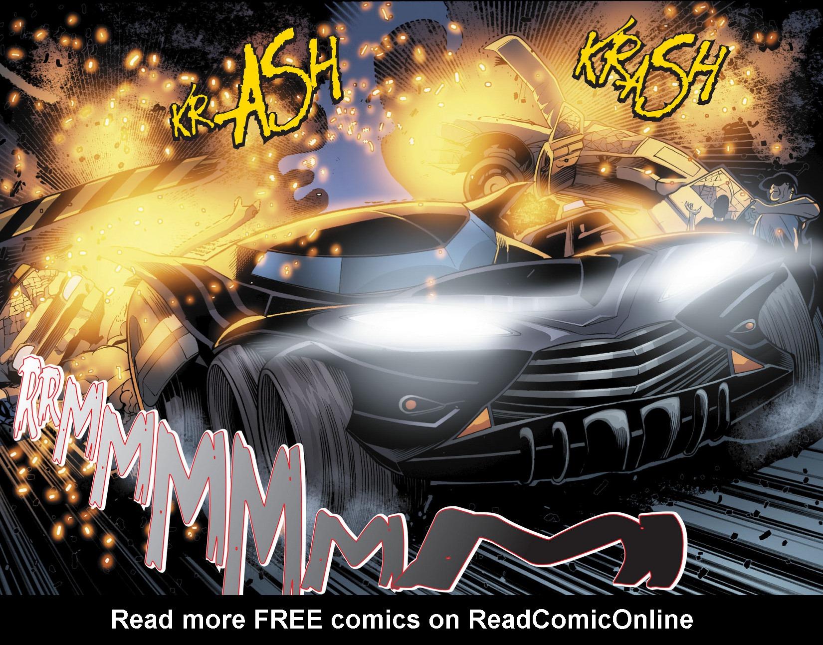 Read online Smallville: Season 11 comic -  Issue #20 - 18