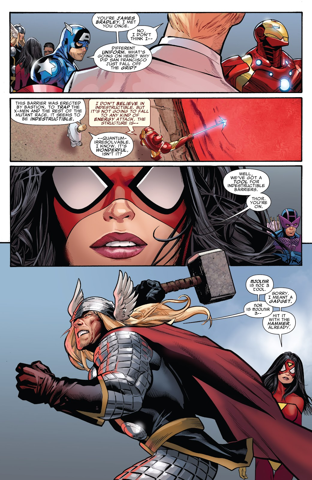 Read online X-Men: Second Coming comic -  Issue # _TPB (Part 2) - 99