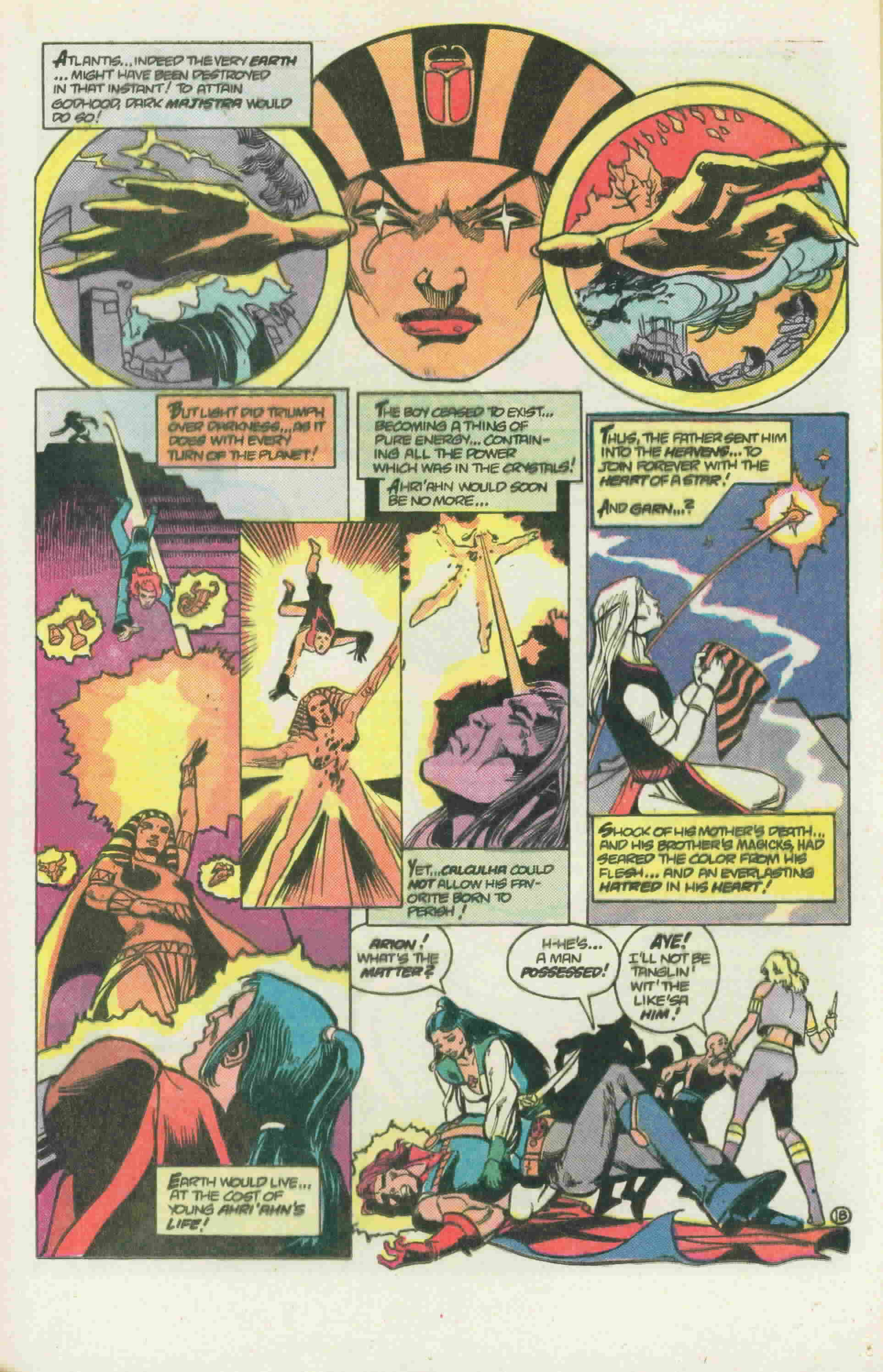 Read online Arion, Lord of Atlantis comic -  Issue #22 - 27