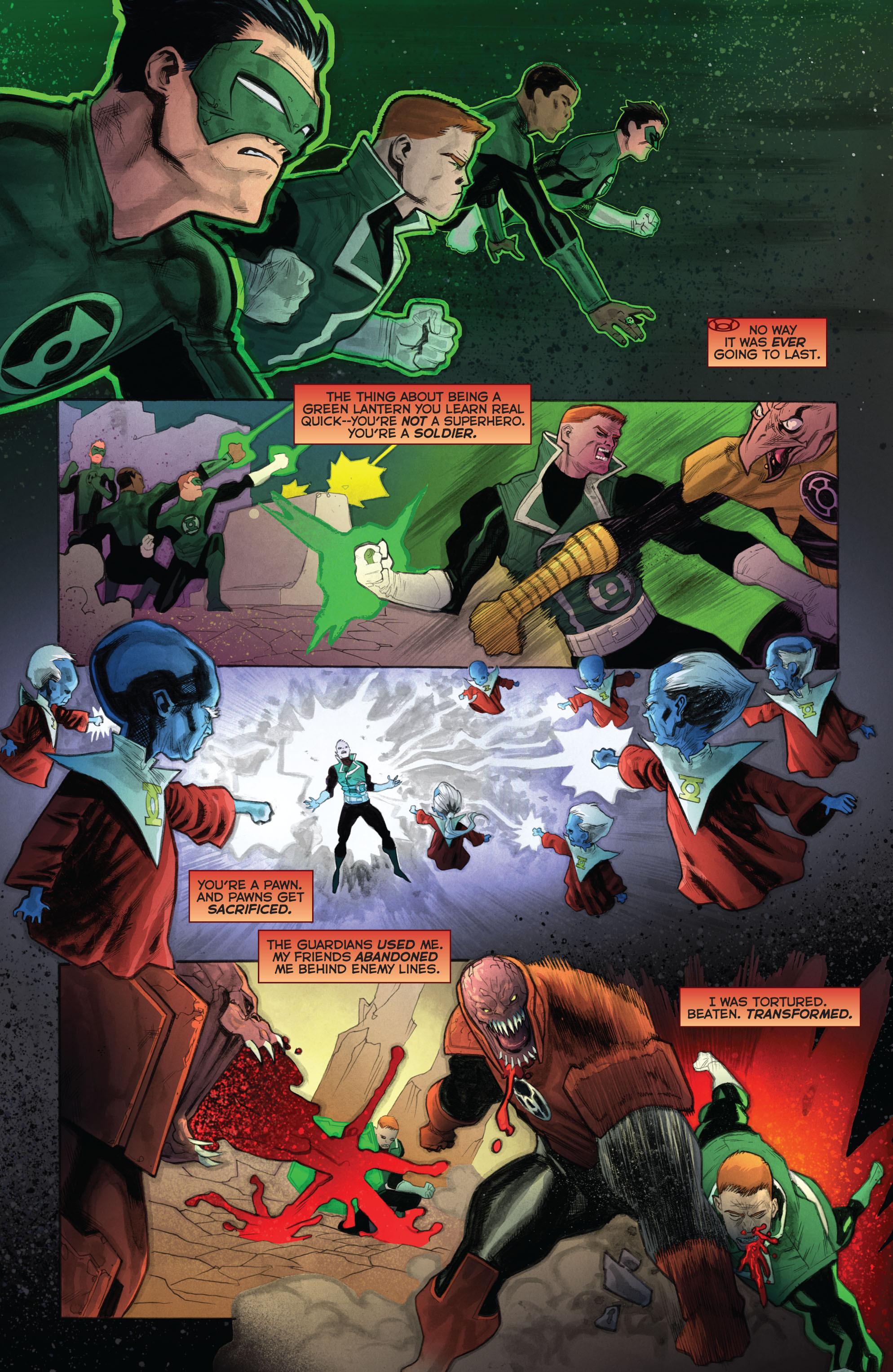 Read online Secret Origins (2014) comic -  Issue #11 - 10