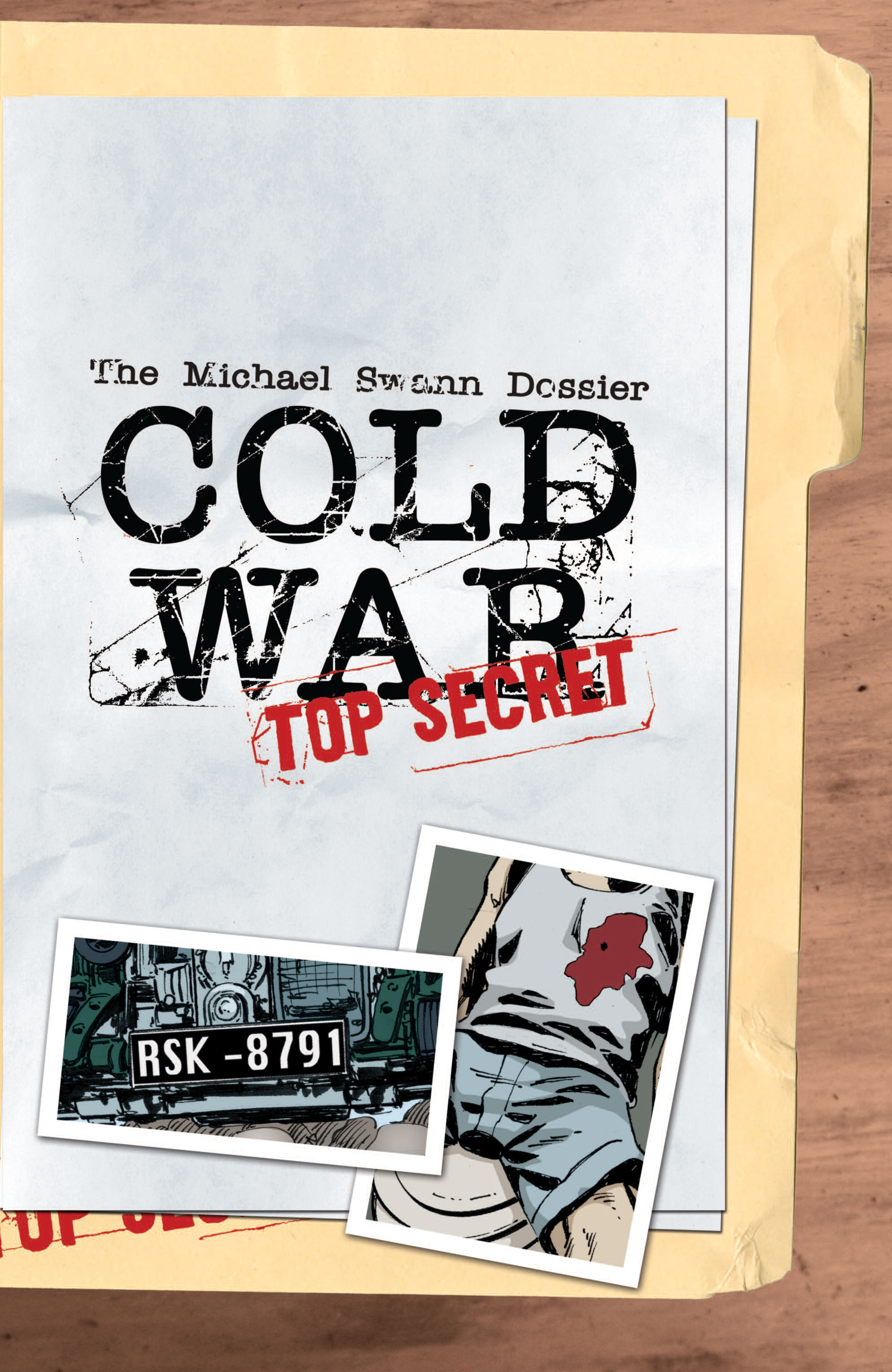 Read online Cold War comic -  Issue # TPB - 4