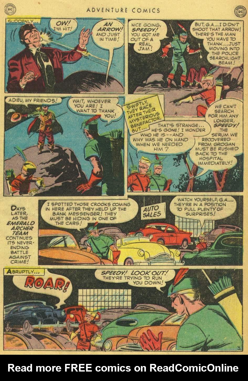 Read online Adventure Comics (1938) comic -  Issue #162 - 41
