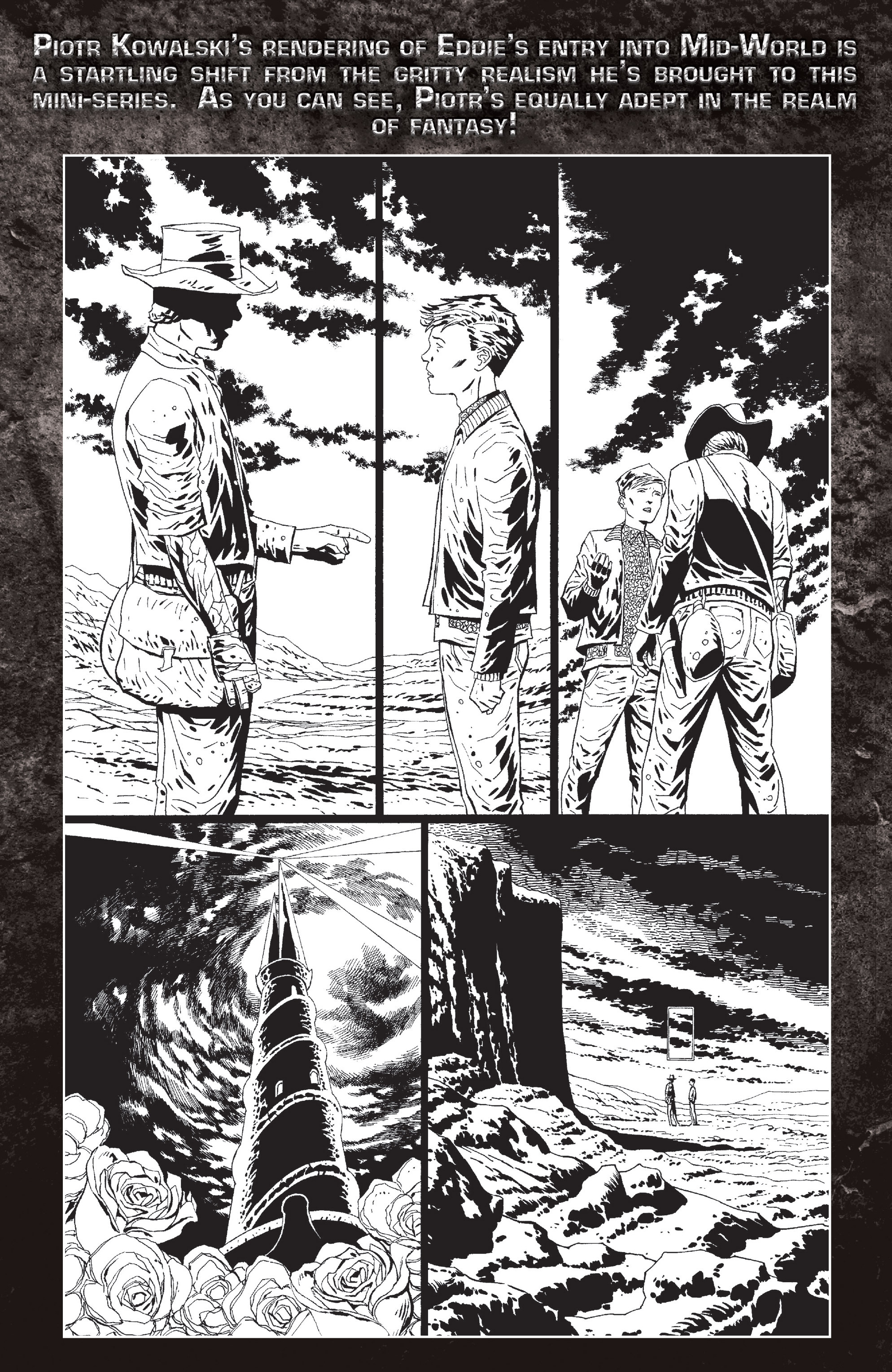 Read online Dark Tower: The Drawing of the Three - The Prisoner comic -  Issue #5 - 26