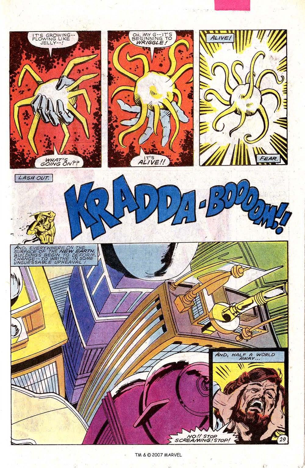 Read online Captain America (1968) comic -  Issue # _Annual 7 - 39