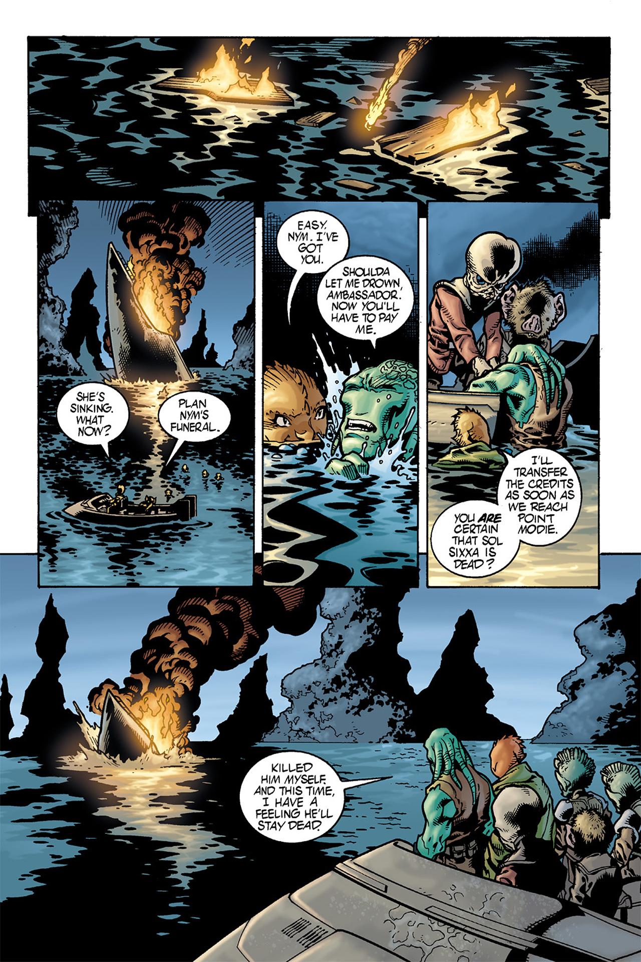 Read online Star Wars Omnibus comic -  Issue # Vol. 10 - 421