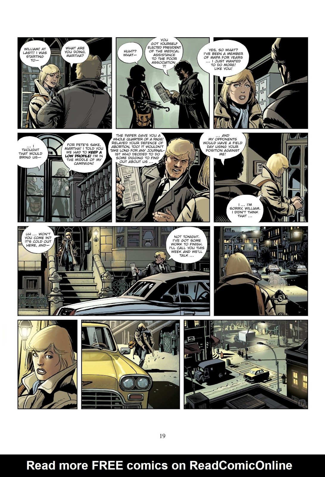 XIII Mystery issue 8 - Page 21