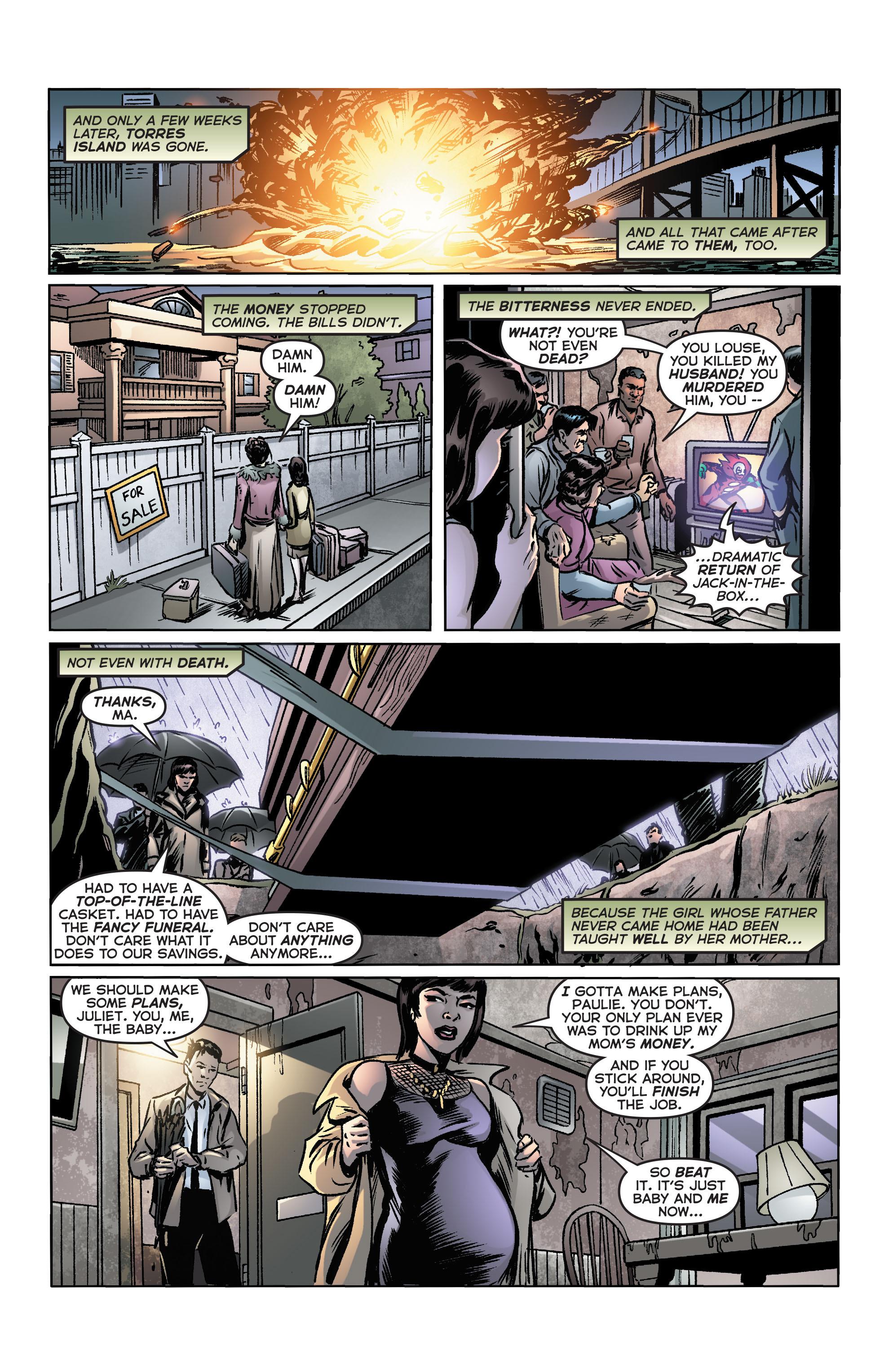 Read online Astro City comic -  Issue #36 - 8