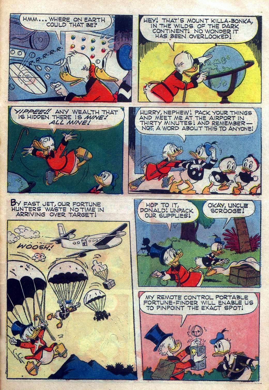 Read online Uncle Scrooge (1953) comic -  Issue #78 - 23