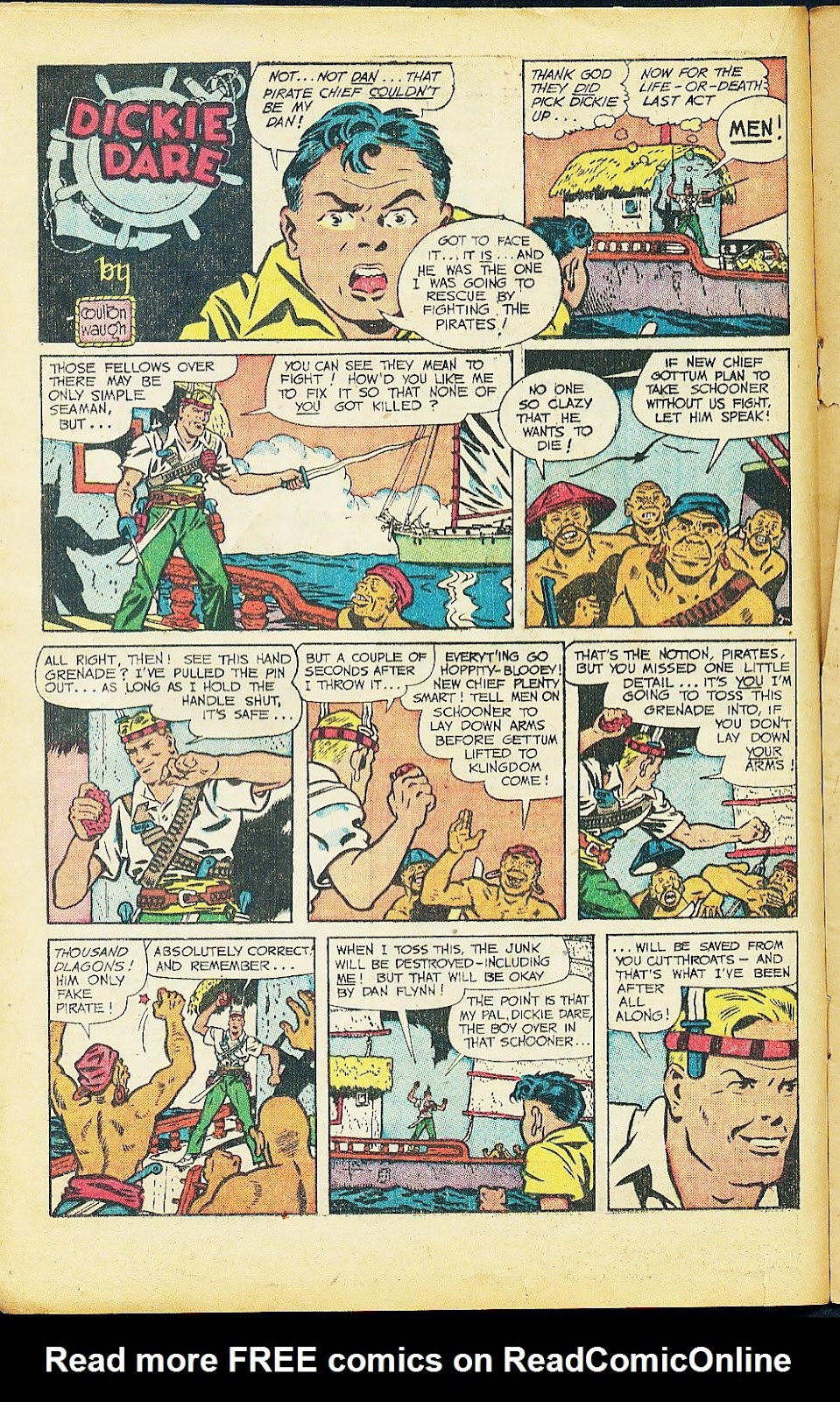 Read online Famous Funnies comic -  Issue #211 - 16