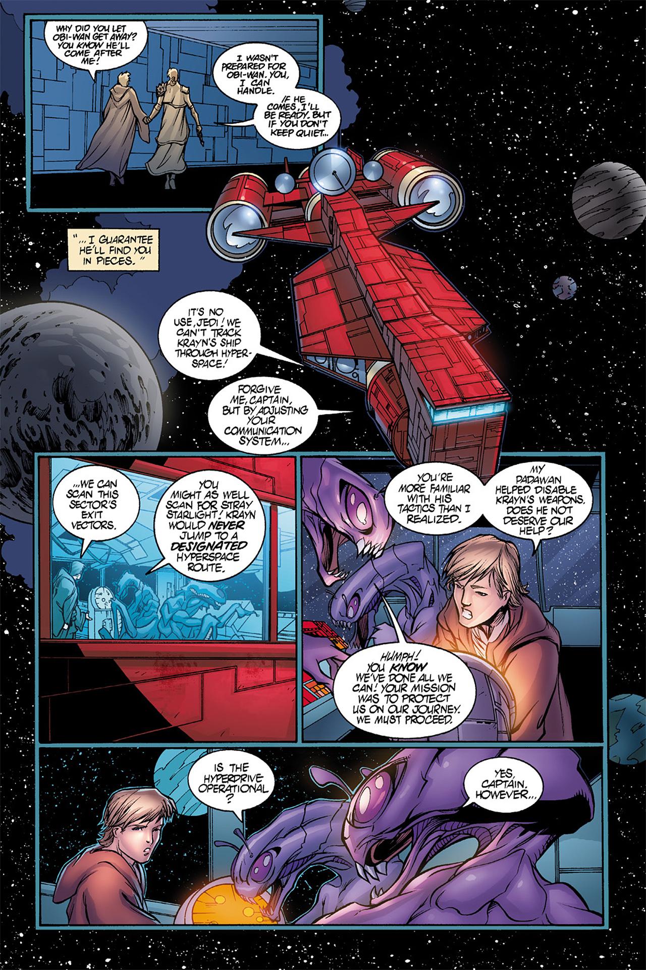 Read online Star Wars Omnibus comic -  Issue # Vol. 10 - 171