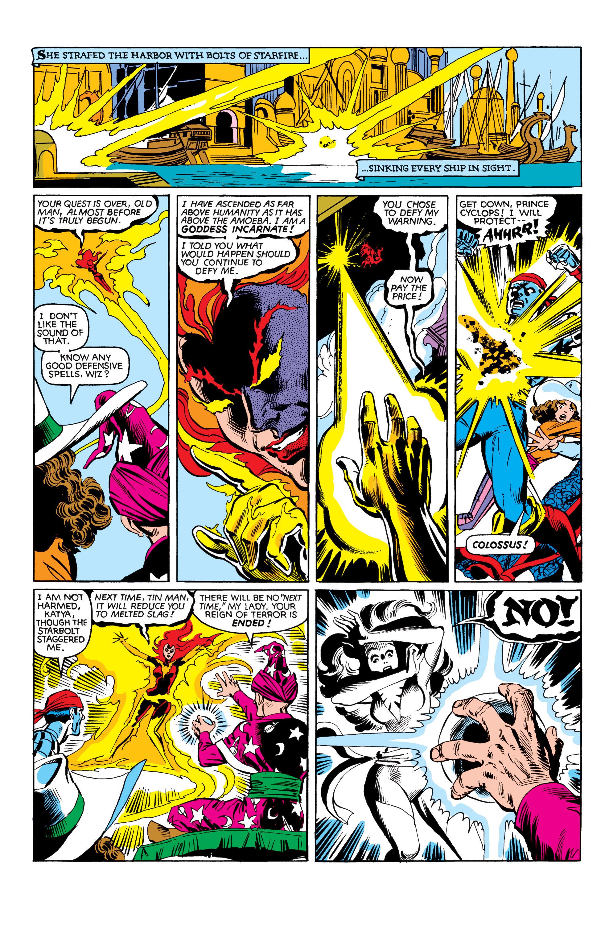Read online Uncanny X-Men (1963) comic -  Issue #153 - 9