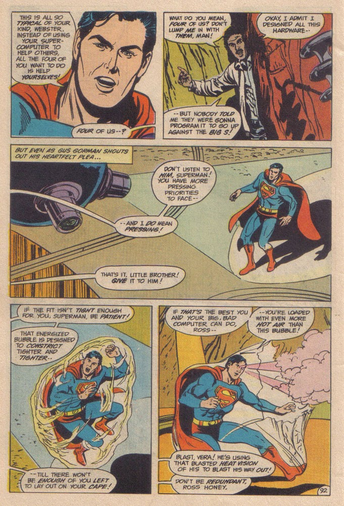 Read online Superman III comic -  Issue # Full - 44