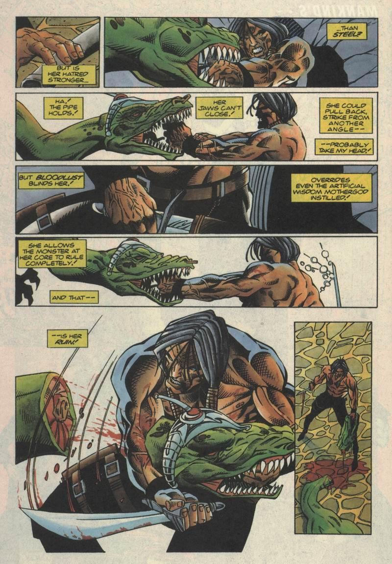 Read online Turok, Dinosaur Hunter (1993) comic -  Issue #2 - 20