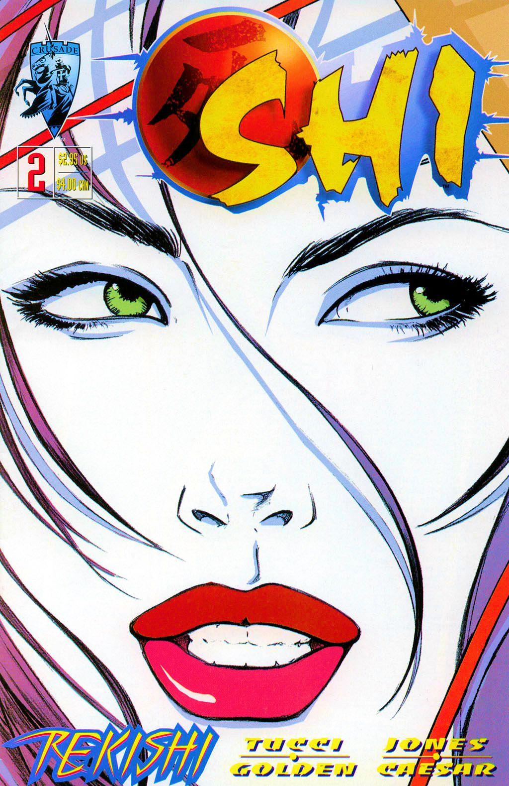 Read online Shi: Rekishi comic -  Issue #2 - 1