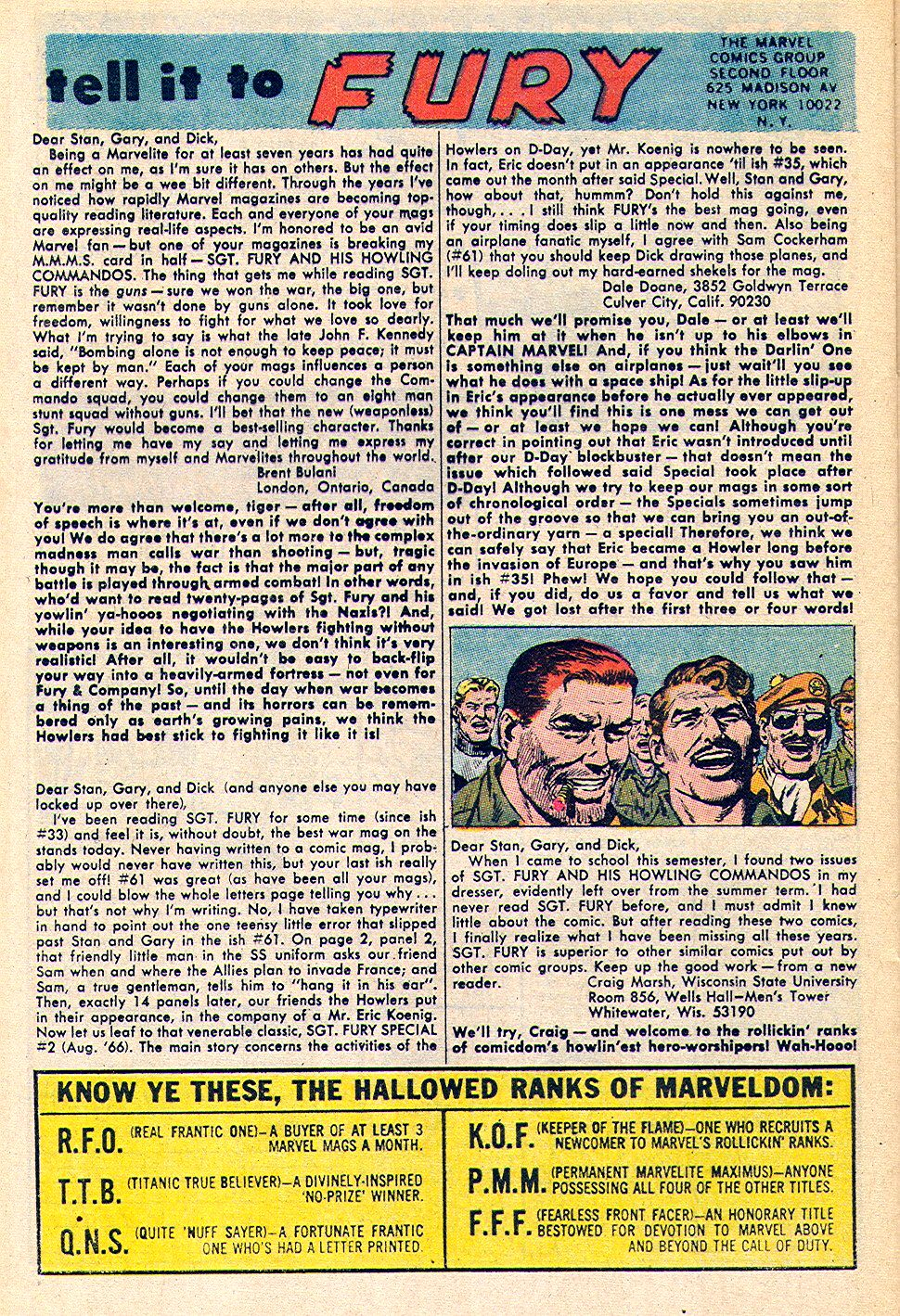 Read online Sgt. Fury comic -  Issue #64 - 32