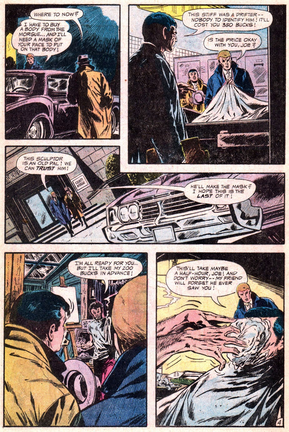 The Witching Hour (1969) issue 25 - Page 8