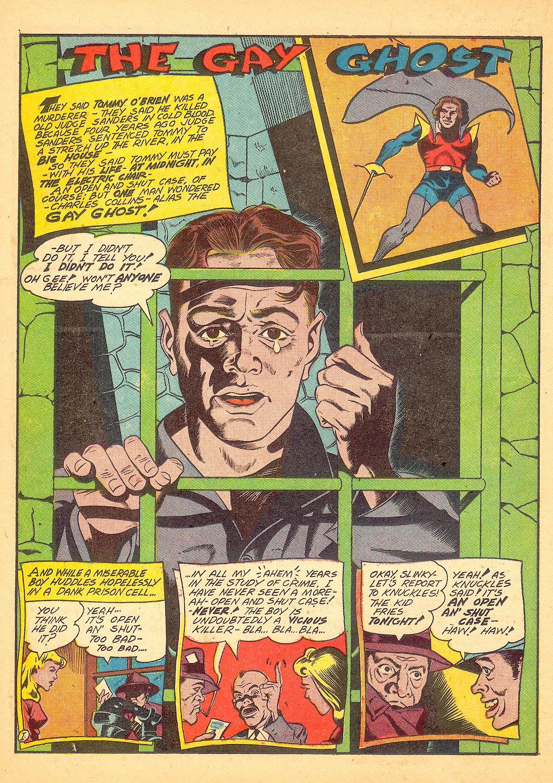 Read online Sensation (Mystery) Comics comic -  Issue #25 - 32