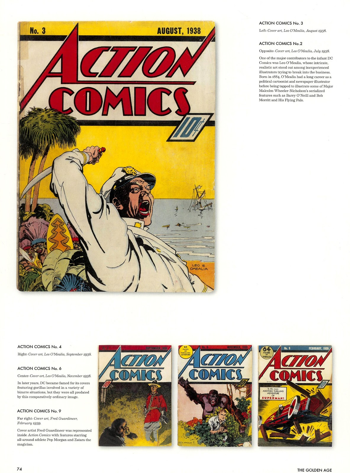 Read online 75 Years Of DC Comics comic -  Issue # TPB (Part 1) - 83