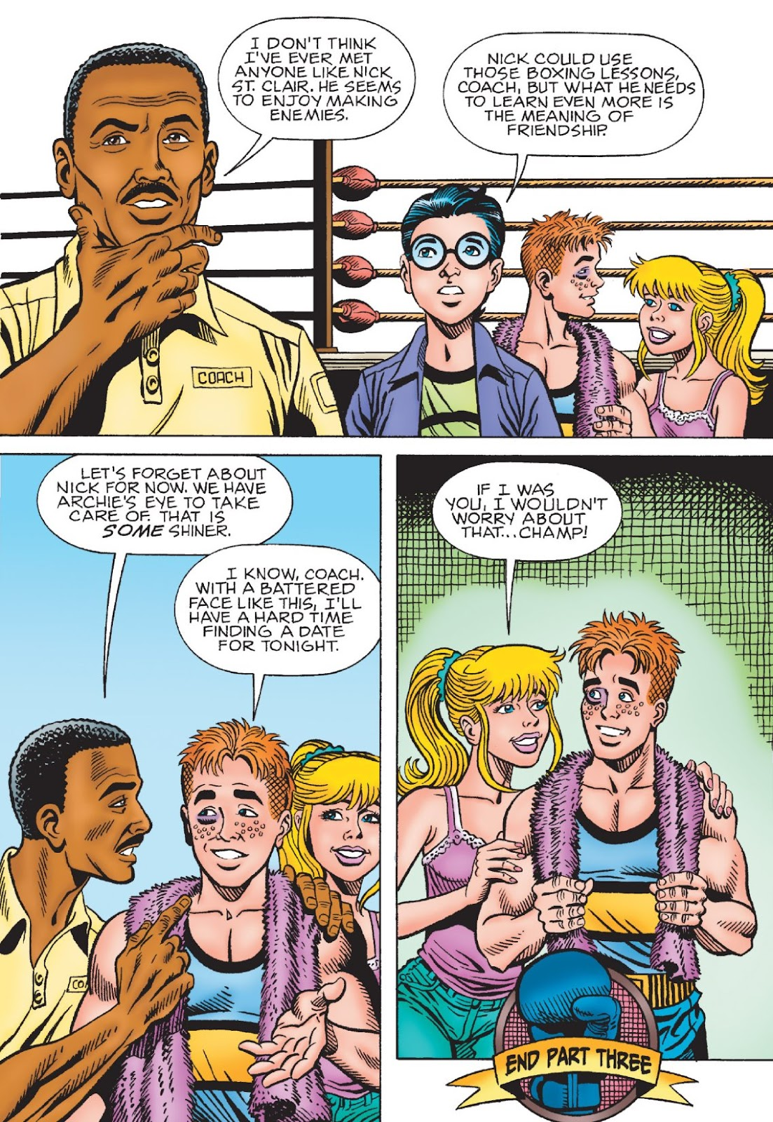 Read online Archie's New Look Series comic -  Issue #1 - 84
