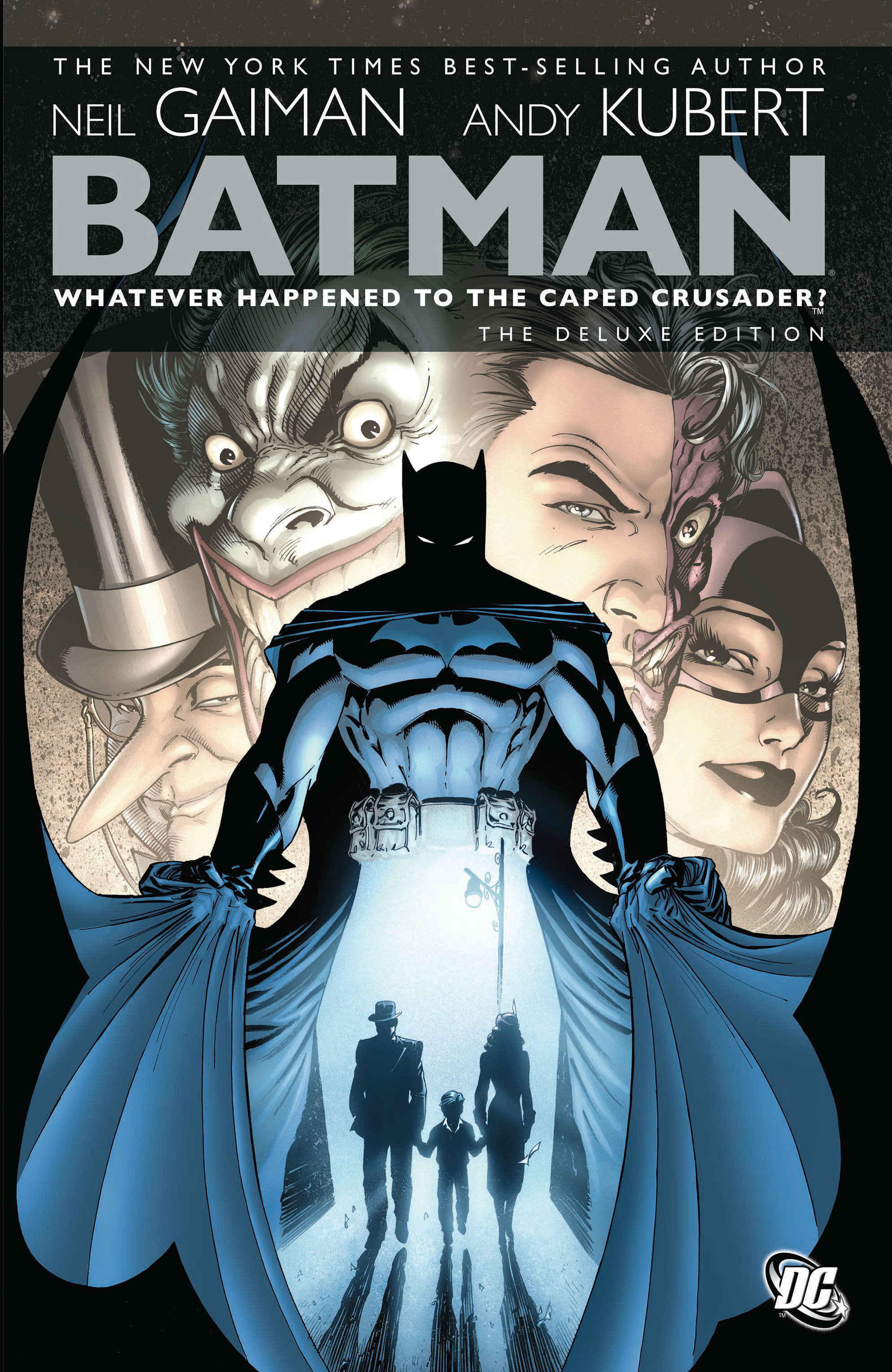Batman: Whatever Happened to the Caped Crusader? Full Page 1