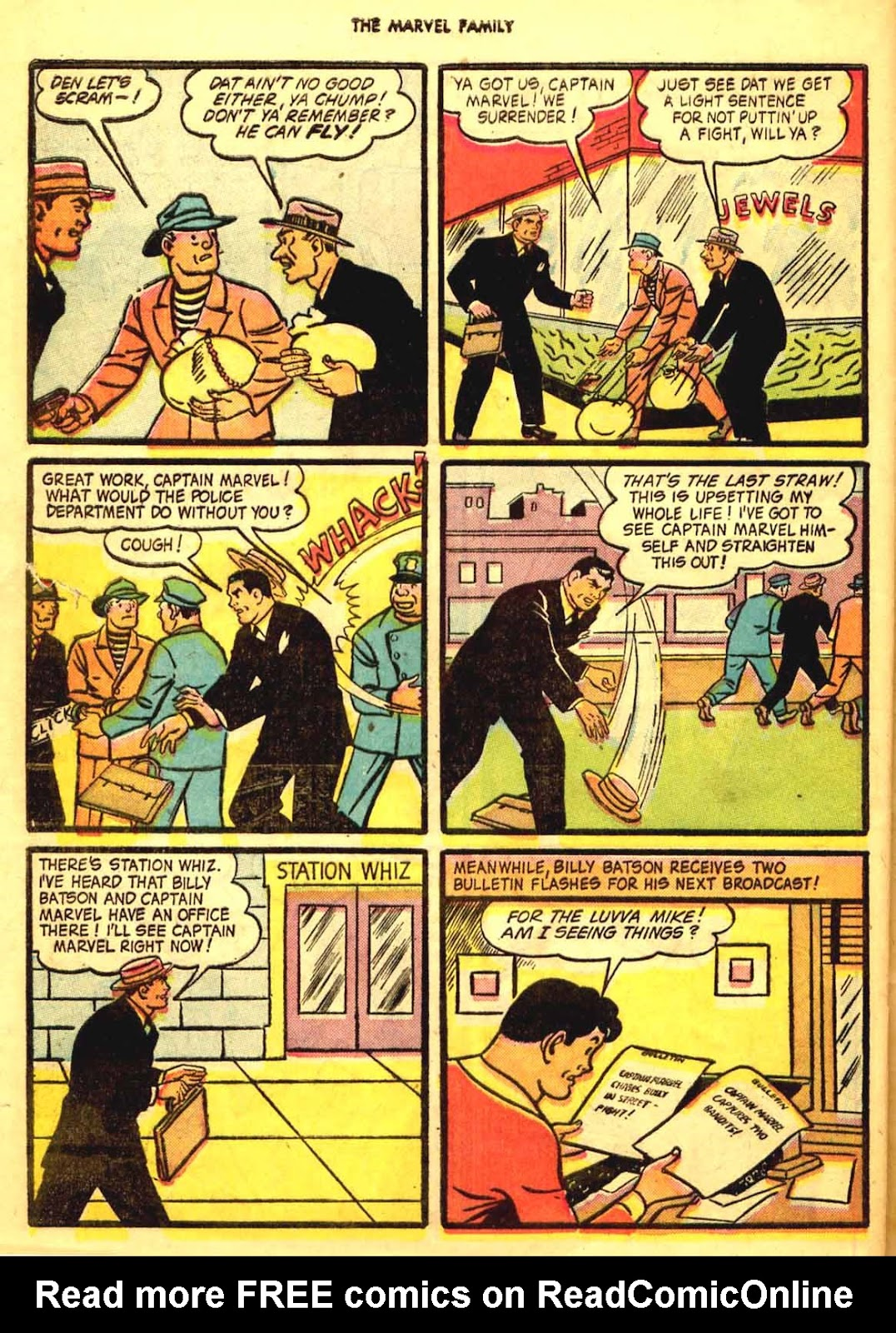 The Marvel Family issue 9 - Page 42