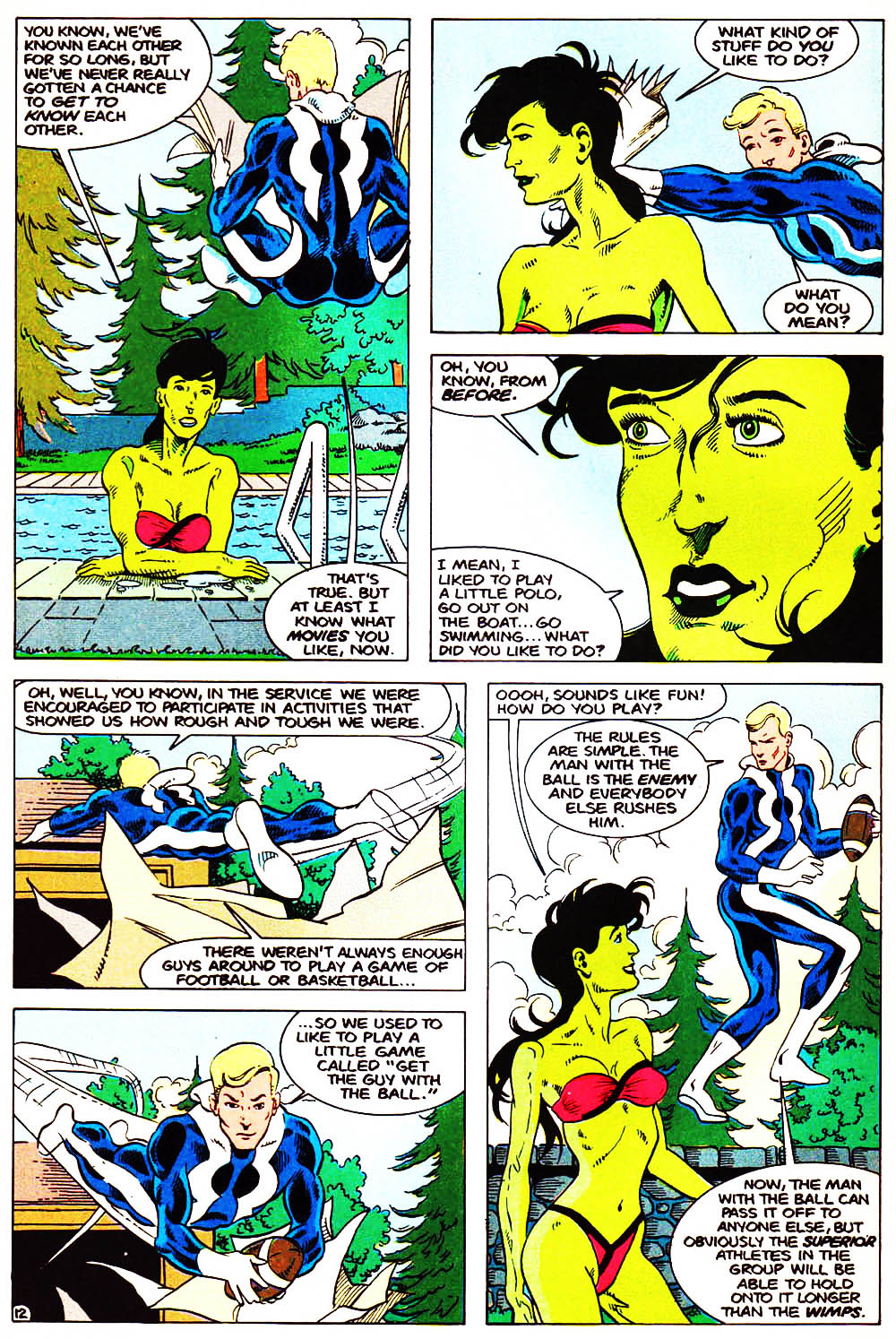 Elementals (1984) issue 10 - Page 16