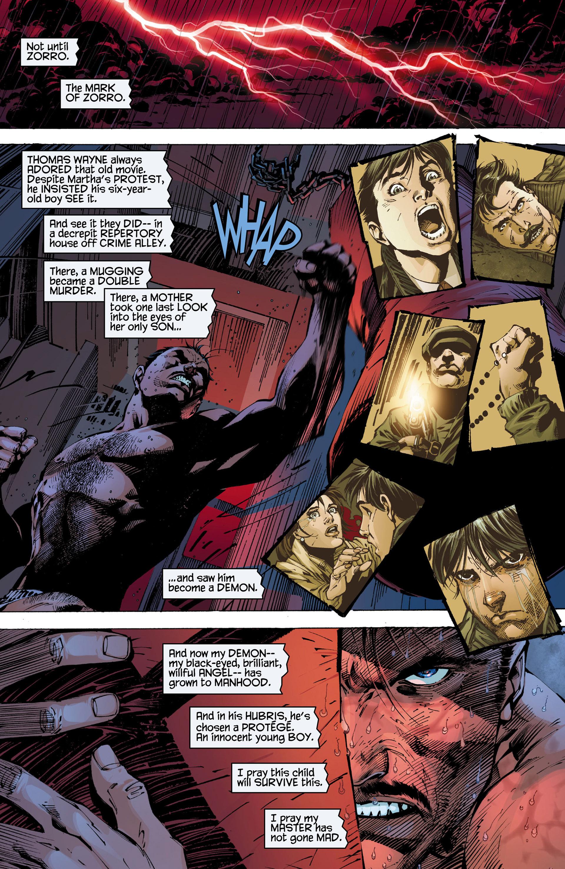 Read online All Star Batman & Robin, The Boy Wonder comic -  Issue #5 - 19