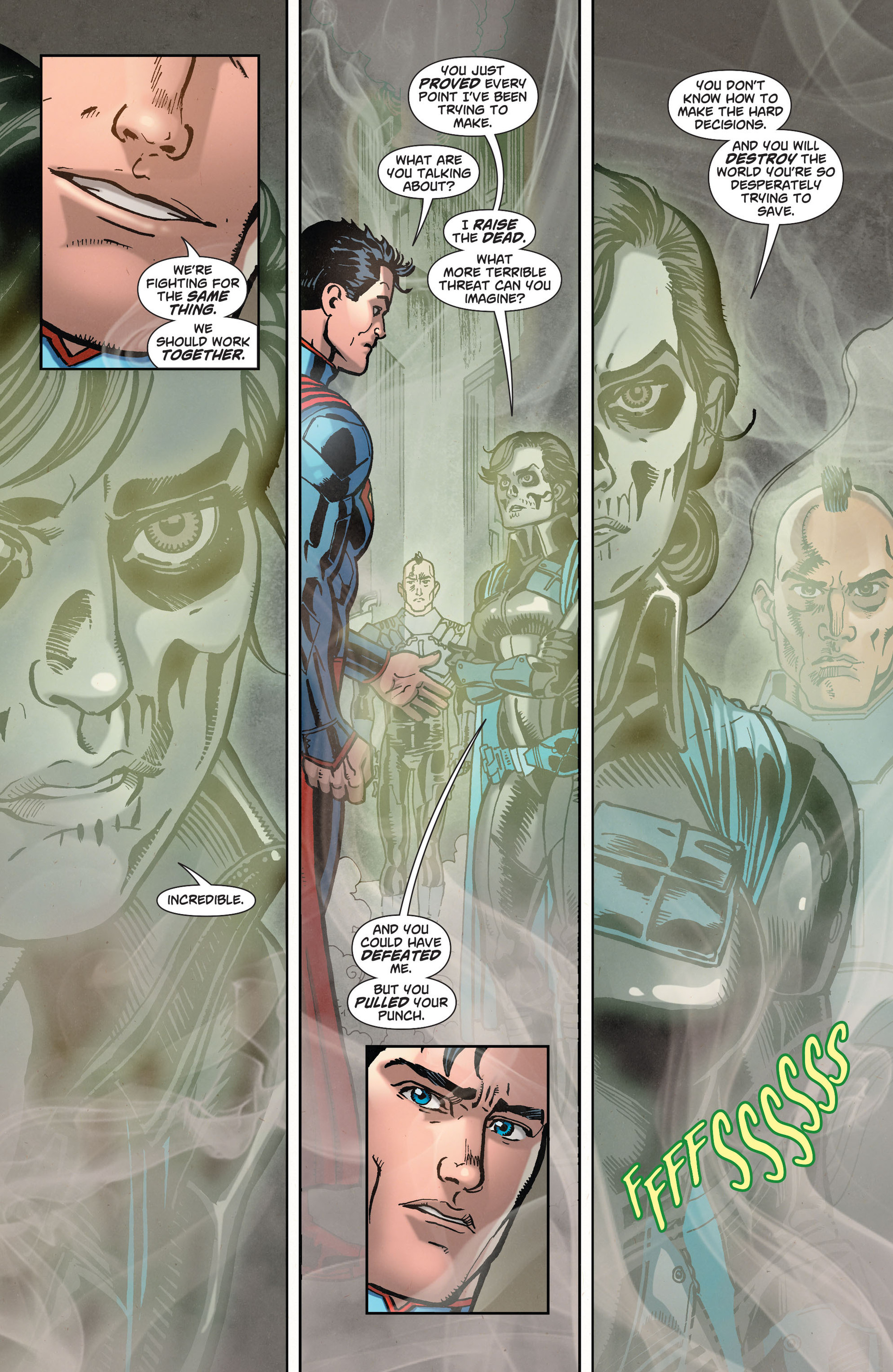 Read online Action Comics (2011) comic -  Issue #30 - 18