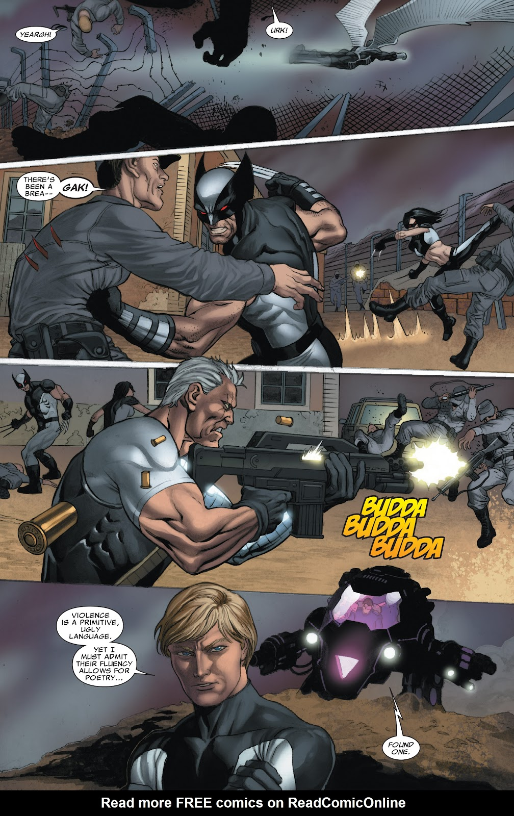 Read online X-Men: Second Coming comic -  Issue # _TPB (Part 3) - 61