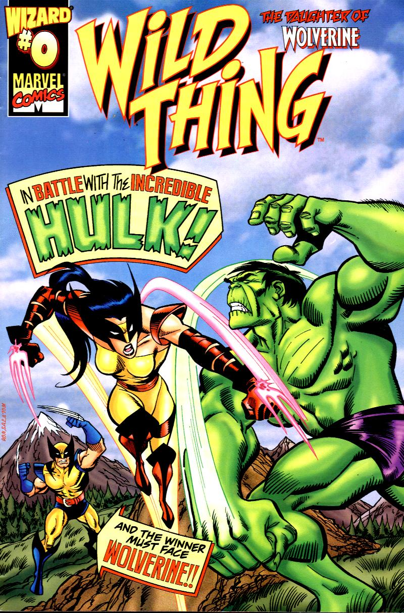 Wild Thing (1999) issue 0 - Page 1