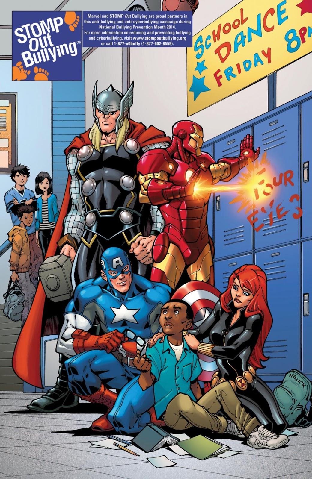 Read online Marvel Universe Avengers Assemble Season 2 comic -  Issue #1 - 34