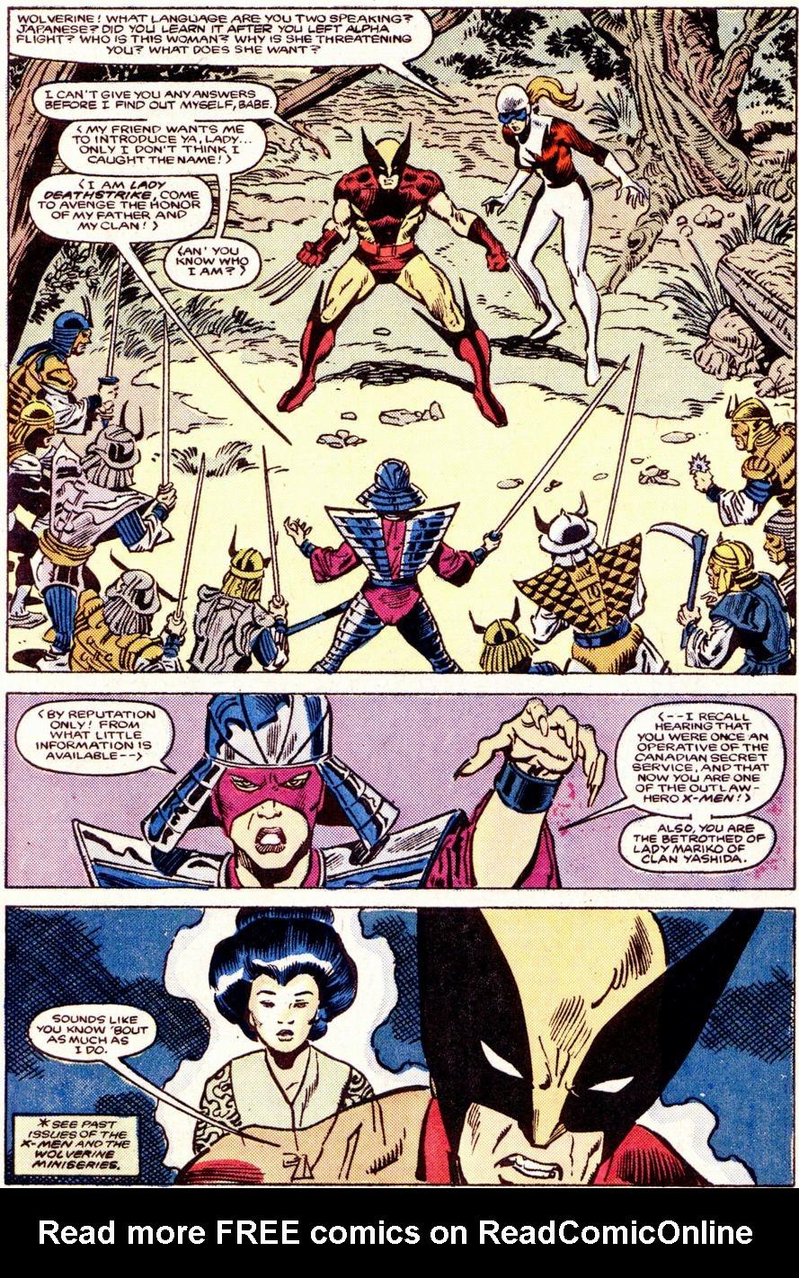Read online Alpha Flight (1983) comic -  Issue #34 - 7