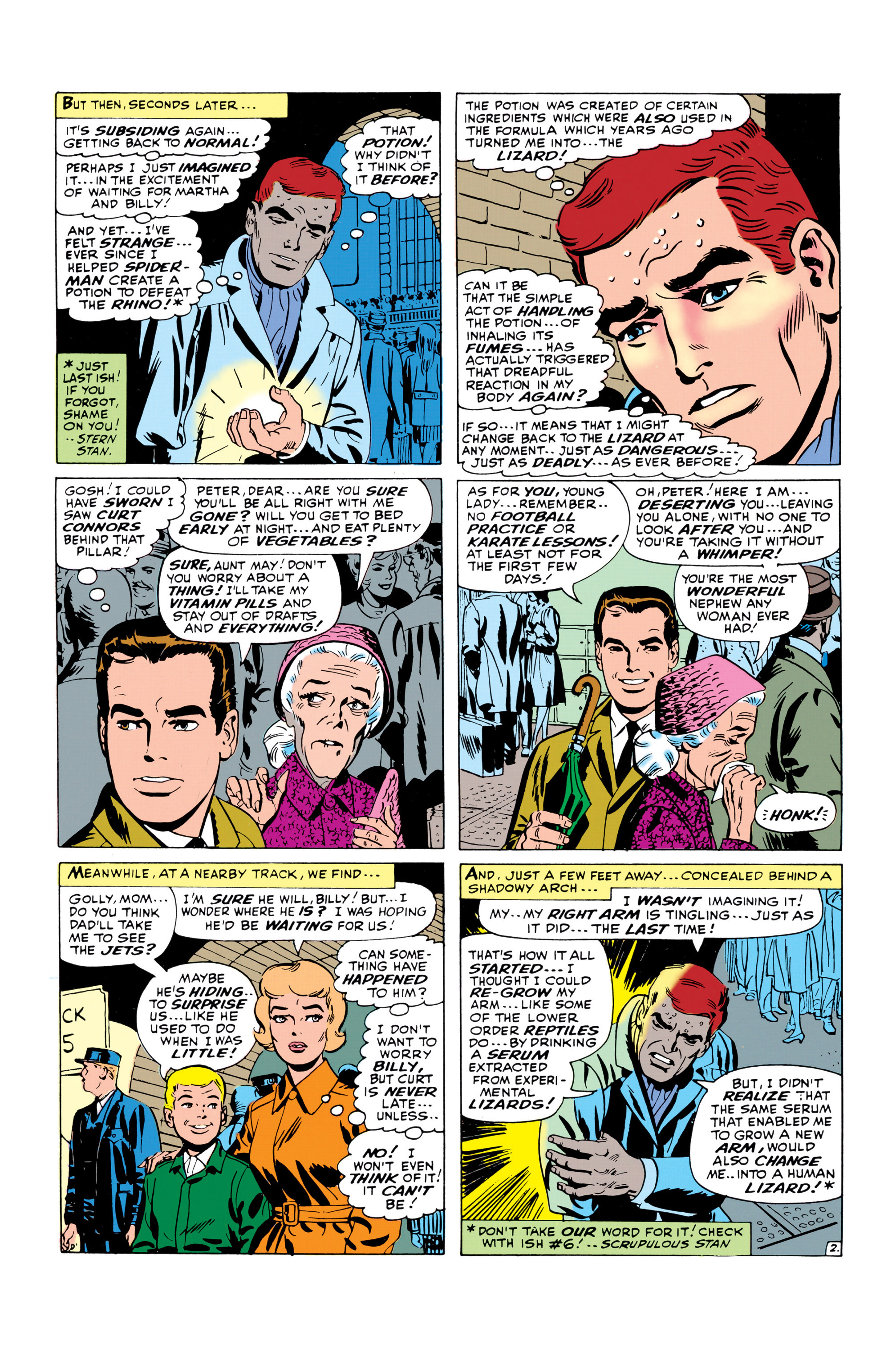 The Amazing Spider-Man (1963) 44 Page 2