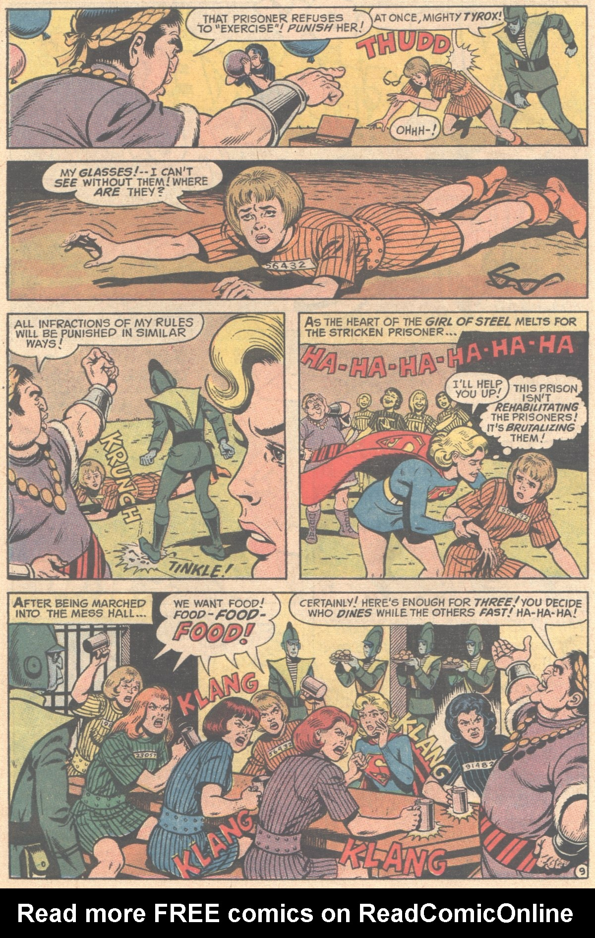 Read online Adventure Comics (1938) comic -  Issue #394 - 26